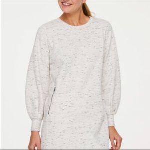NWOT LOFT Sweatshirt Dress